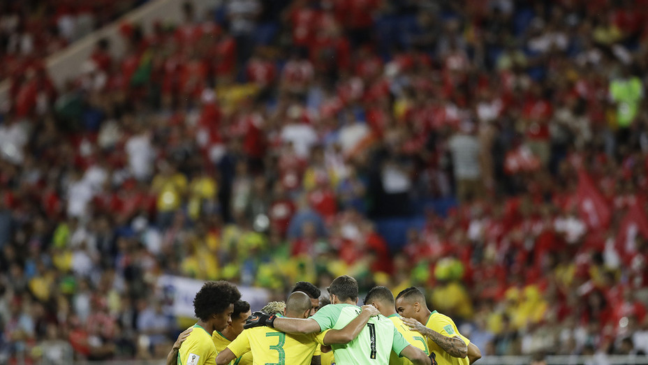 brazil teammates and fans - world cup - H Associated Press 2018