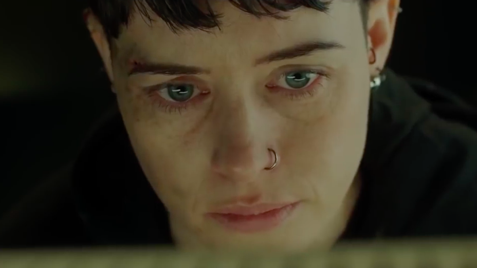 Claire Foy - Girl in the Spider's Web Trailer Still - H 2018