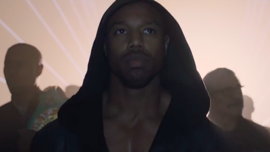 Michael B. Jordan - Creed II Trailer Still - H 2018