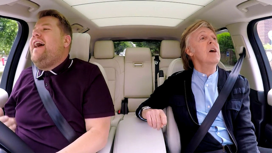 Carpool Karaoke_Paul McCartney - Screengrab - H  2018