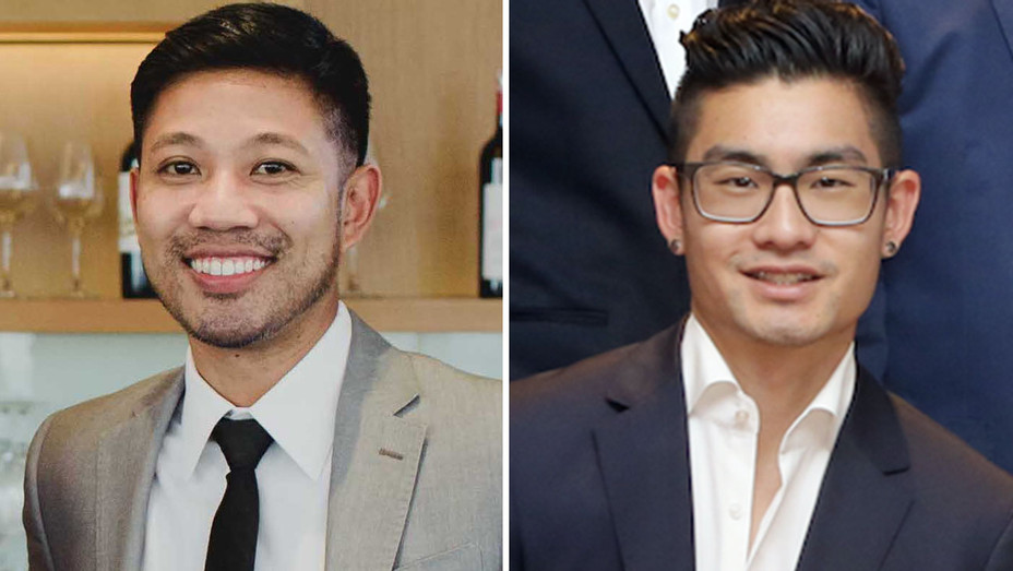 Chris Lee and Kyle Pak - Publicity-H 2018