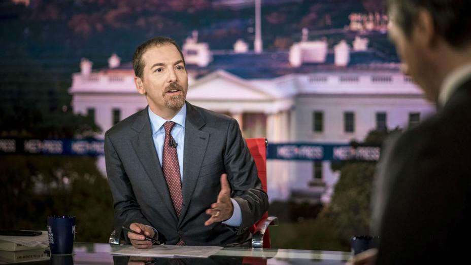 Chuck Todd Meet the Press - Publicity - H 2018