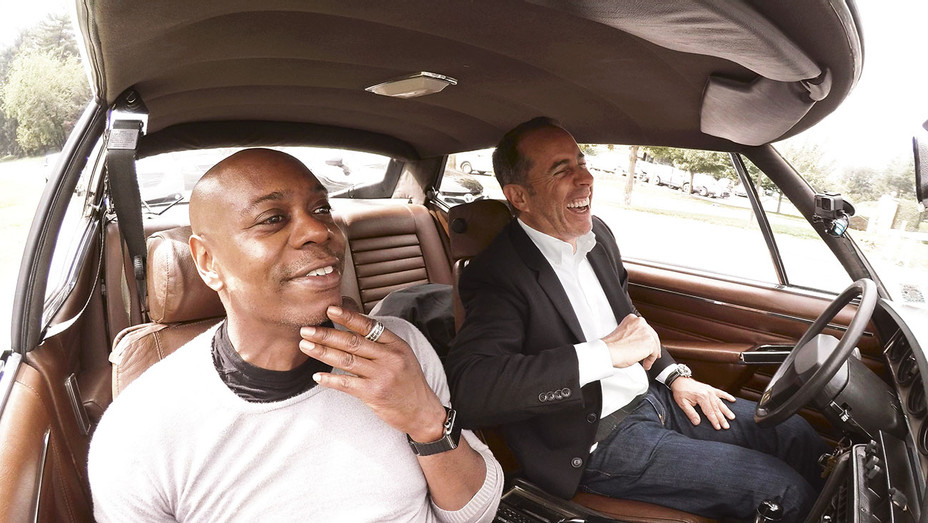 COMEDIANS IN CARS GETTING COFFEE_Dave Chappelle - Publicity - H 2018