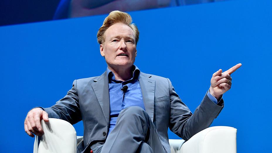 Conan O'Brien_Cannes Lions Festival - Getty - H 2018
