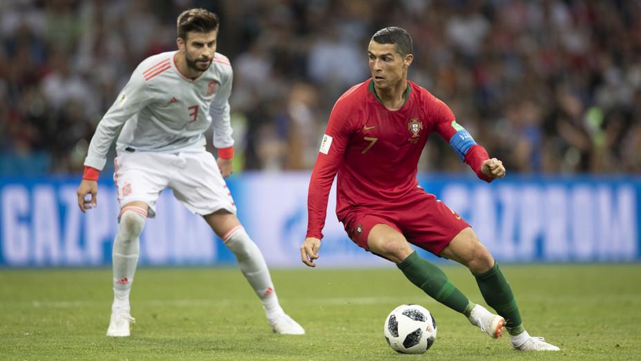 Cristiano Ronaldo - Getty - H - 2018