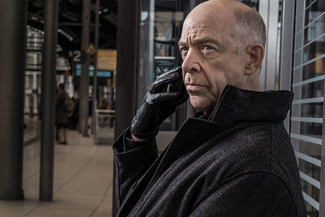 Cinematographers Shooting Epic - Intimate Scenes - Counterpart Starz - Publicity-EMBED 2018