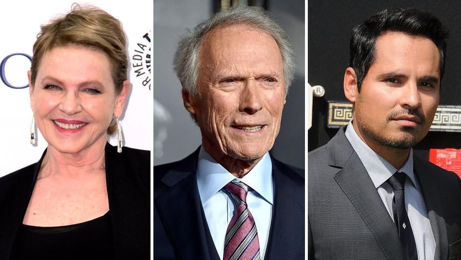 Diane Wiest, Clint Eastwood, Michael Pena - Split-Getty-H 2018