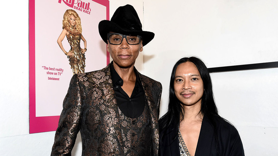 RuPaul and Zaldy - Publicity-H 2018