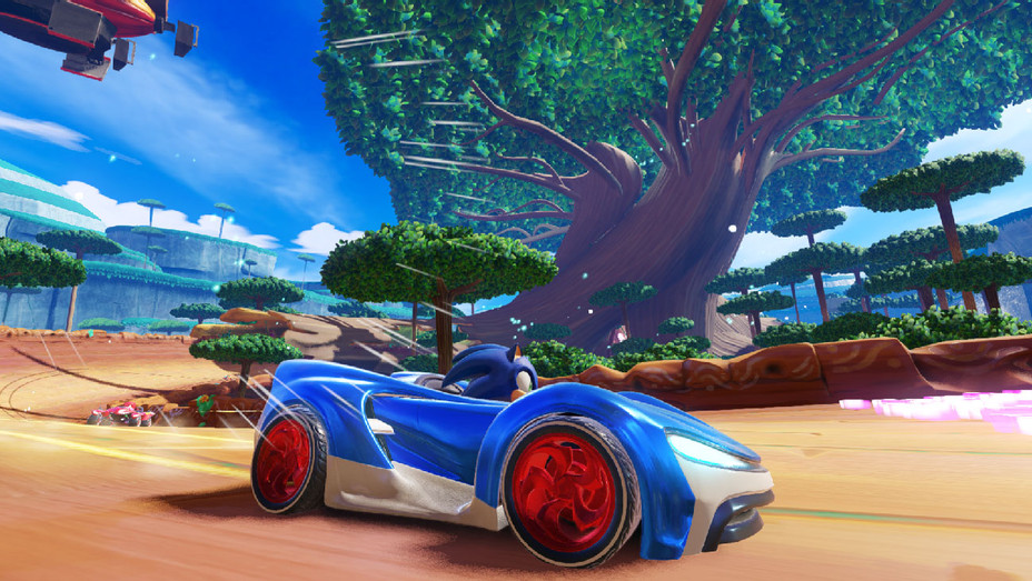 Team Sonic Racing - Publicity - H 2018