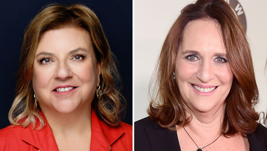 Gail Berman and Lucy Fisher PGA - Publicity - H Split 2018