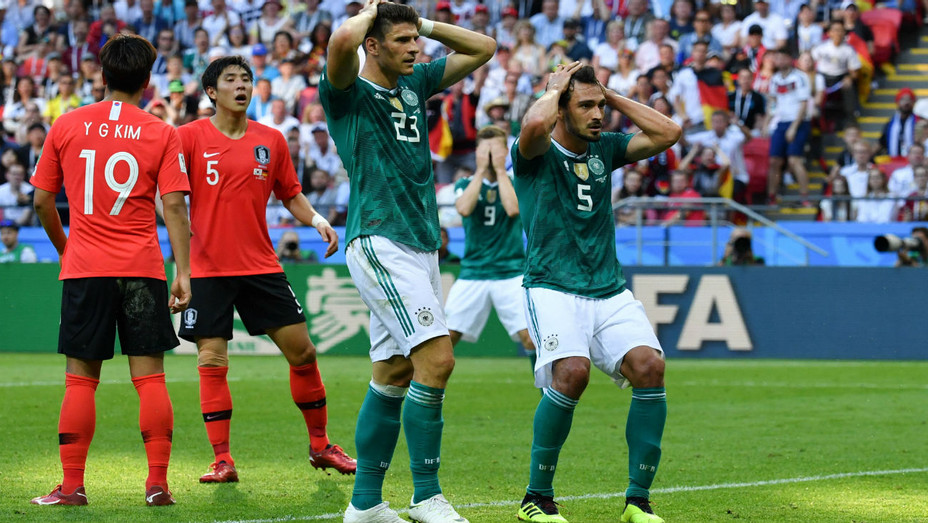 World Cup Germany South Korea