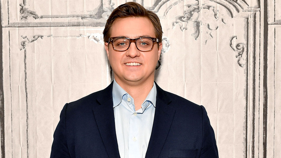 Christopher Hayes stops by AOL BUILD 2016 - Getty-H 2018