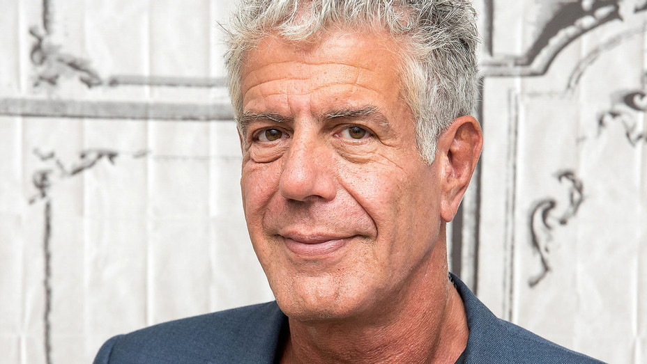 """Anthony Bourdain - Build Series to discuss Raw Craft""""at AOL HQ on November 2, 2016 - Getty-H 2018"""