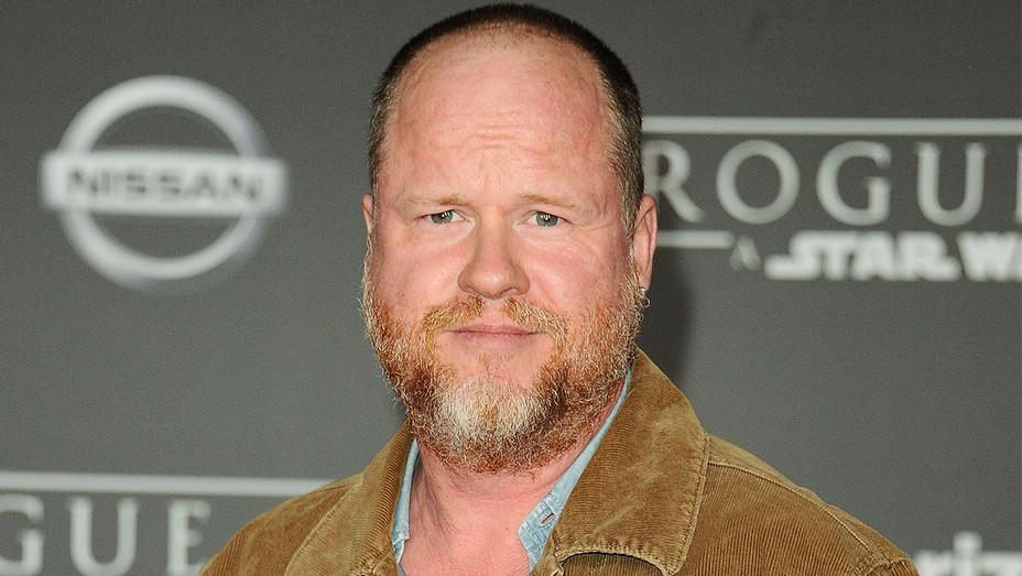 Joss Whedon - 2016 Rogue One Premiere - Getty - H 2018