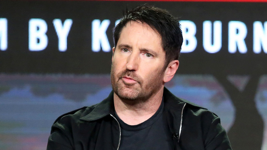 Trent Reznor - PBS portion of the 2017 Winter Television Critics Association Press Tour - Getty - H 2018