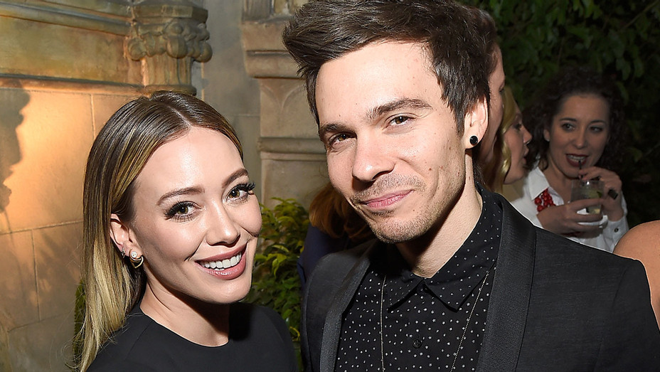 Hilary Duff and Matthew Koma - Getty-H 2018