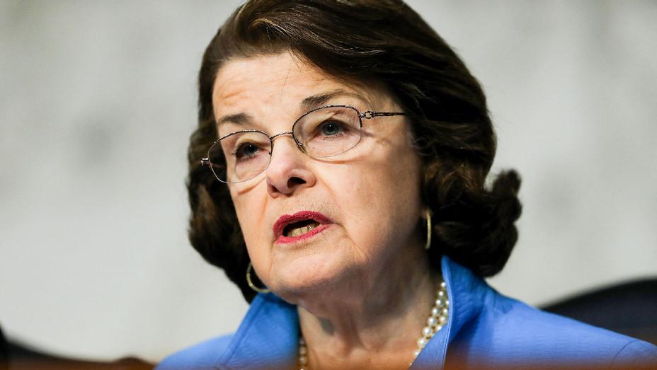 Dianne Feinstein - Senate Confirmation Hearing - Getty - H 2018