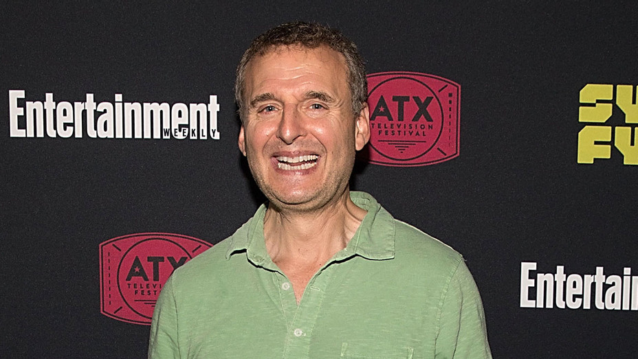 Phil Rosenthal attends the closing night Battlestar Galactica reunion  -Getty-H 2018