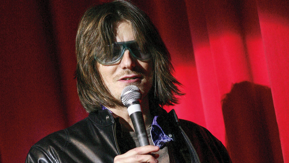 Mitch Hedberg at the Uptown Theater in Kansas City, Missouri  - Getty-H 2018