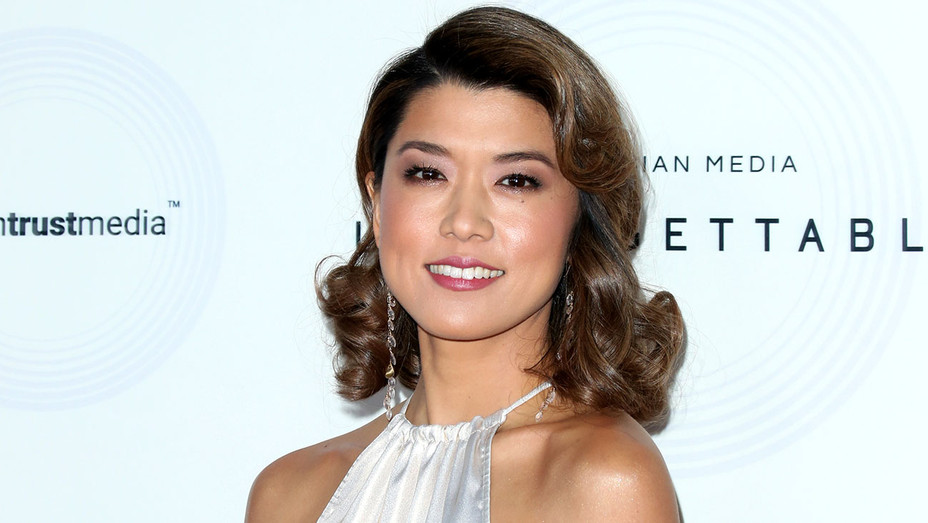 Grace Park attends the 16th annual Unforgettable Gala - Getty-H 2018