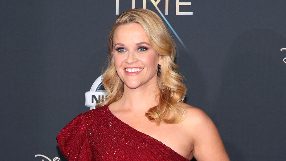 Reese Witherspoon attends the premiere of Disney's A Wrinkle In Time - Getty -H 2018