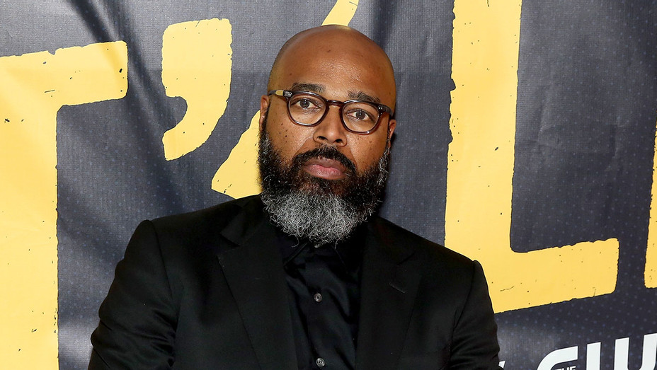 Salim Akil attends BuzzFeed Presents IT'S LIT powered by The CW Black Lightning - Getty-H 2018