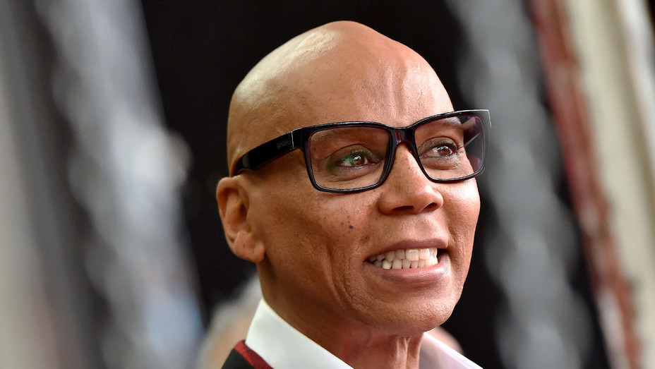 RuPaul -Hollywood Walk of Fame on March 16, 2018 - Getty-H 2018