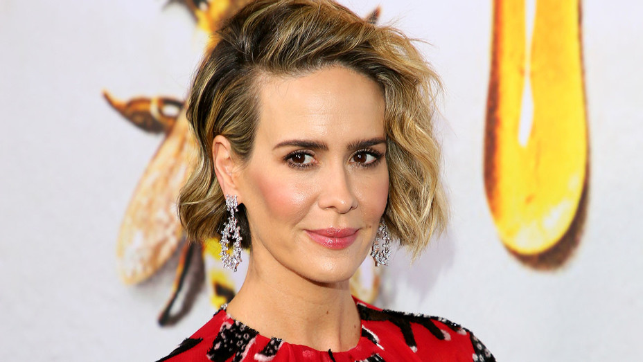 Sarah Paulson attends the American Horror Story: Cult For Your Consideration Event - Getty-H 2018
