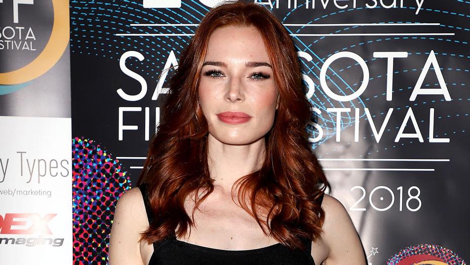 Chloe Dykstra attends the 2018 Sarasota Film Festival - Getty-H 2018