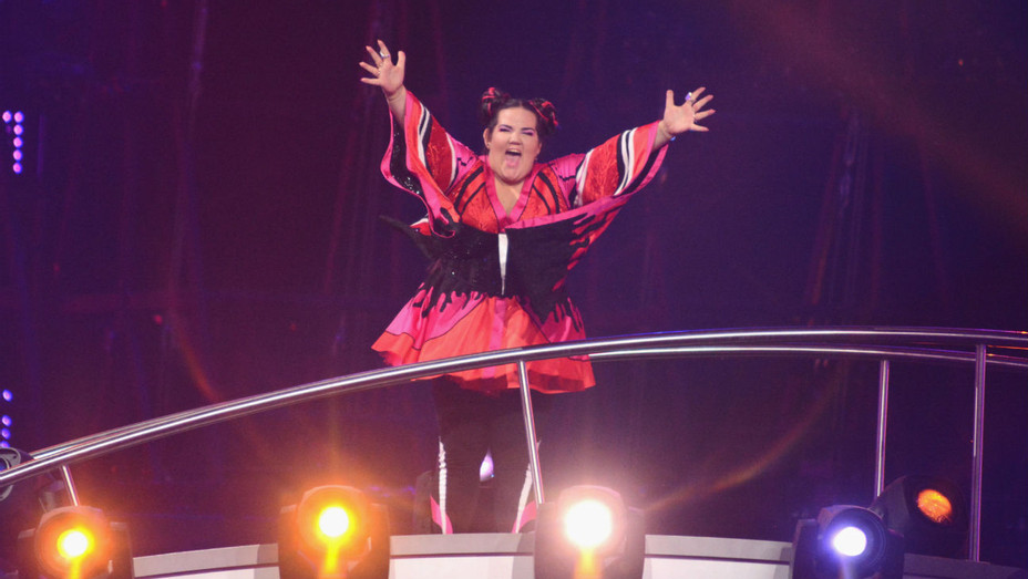 Netta 2018 Eurovision Song Contest - Getty - H 2018