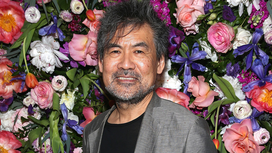 David Henry Hwang - The 63rd Annual Obie Awards - Getty-H 2018