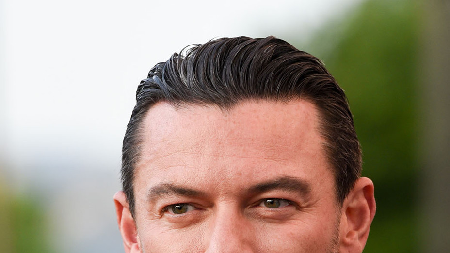 Luke Evans attends Emmy For Your Consideration Red Carpet Event - Getty-P 2018
