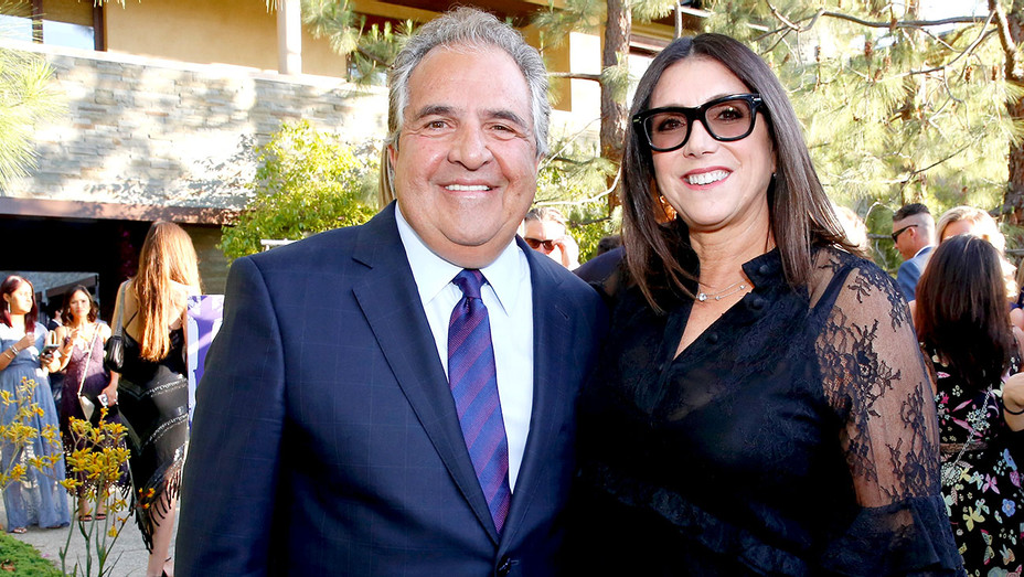 Jim Gianopulas and Stacey Sher - 17th Annual Chrysalis Butterfly Ball -June 2, 2018 -Getty-H 2018