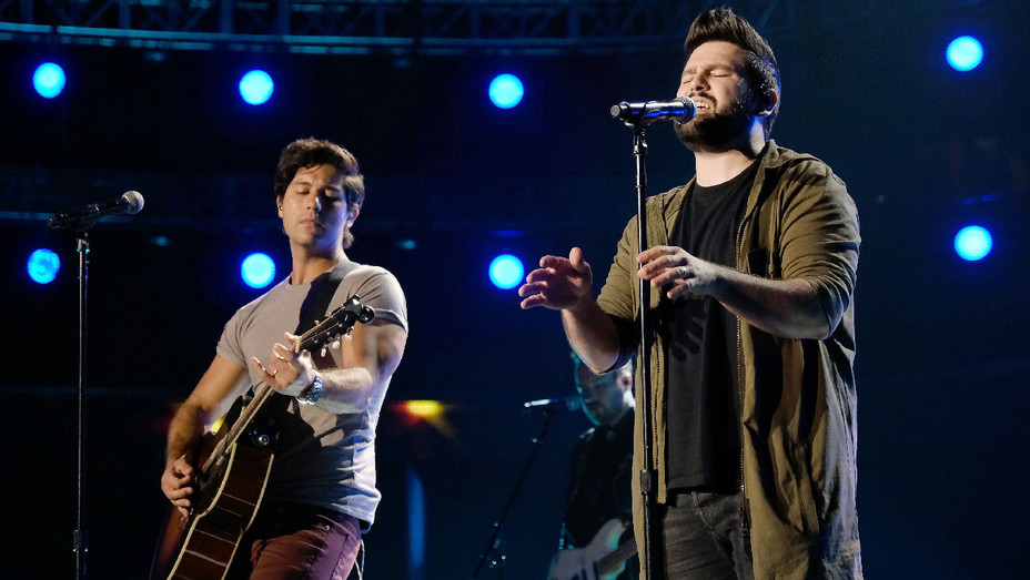 Dan and Shay - 2018 CMT Awards - Getty - H 2018