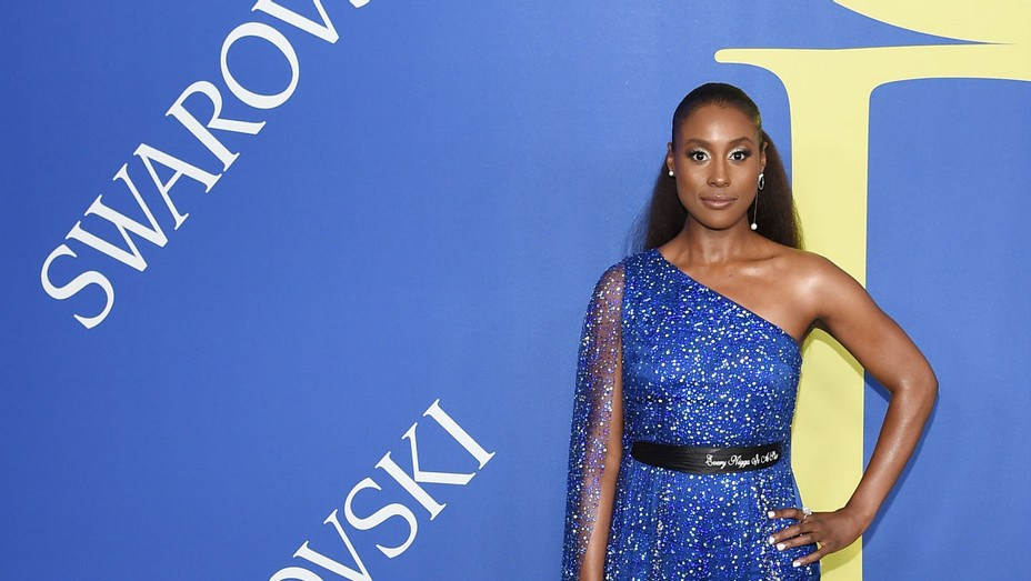 Issa Rae CFDA Belt - Getty - H 2018