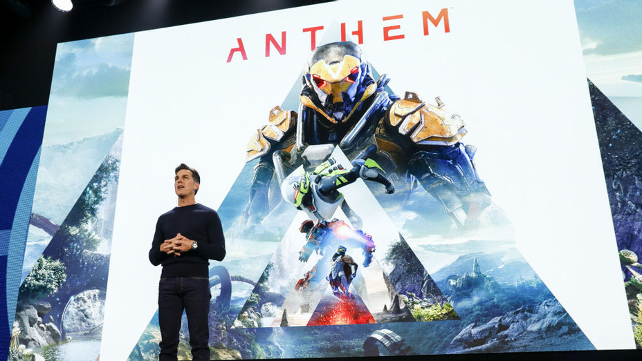 Andrew Wilson at EA Play - H 2018 Getty