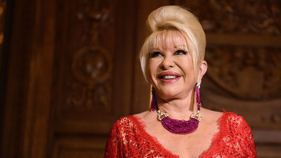 Ivana Trump - press conference announcing her new campaign to fight obesity - Getty-H 2