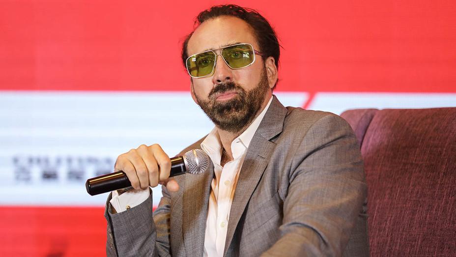 Nicolas Cage - Getty H - 2018