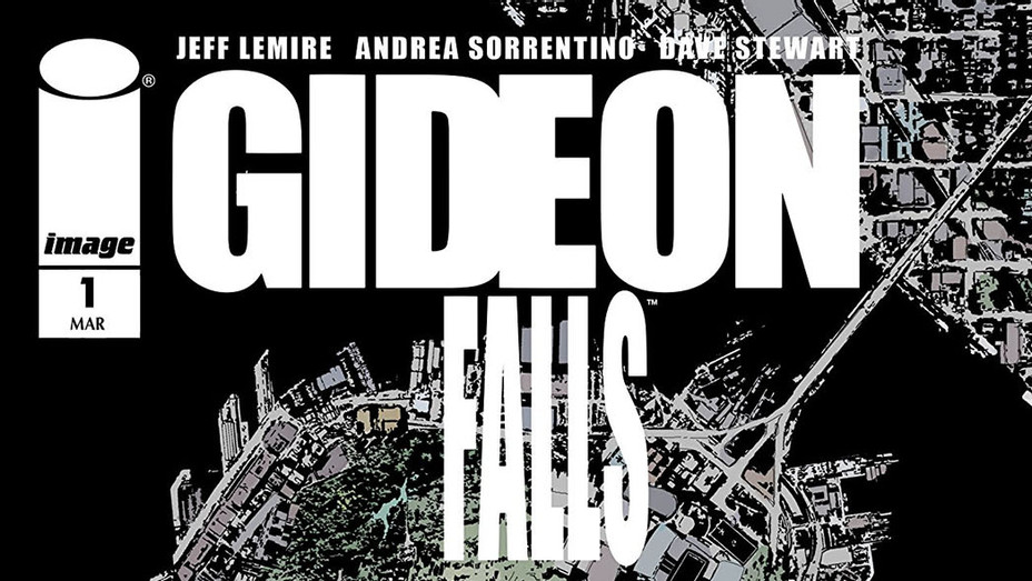 Gideon Falls_Cover - Publicity - P 2018