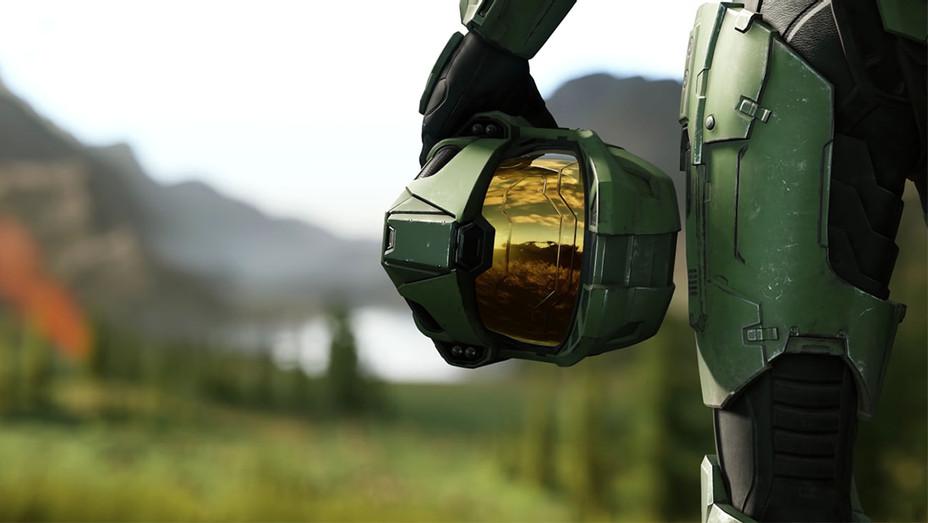 Halo Infinite - E3 2018 - Announcement Trailer-Screen Shot-H 2018
