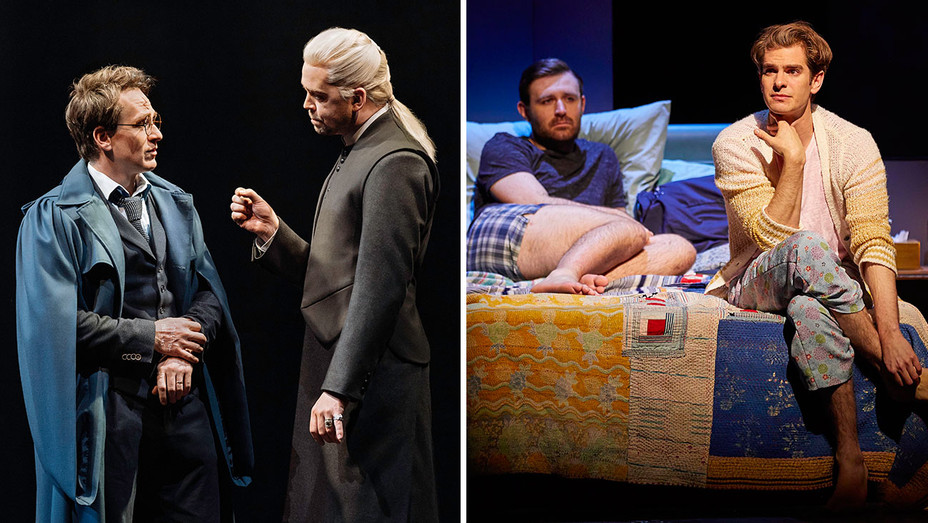 Harry Potter and the Cursed Child_Angels in America_Split - Publicity - H 2018