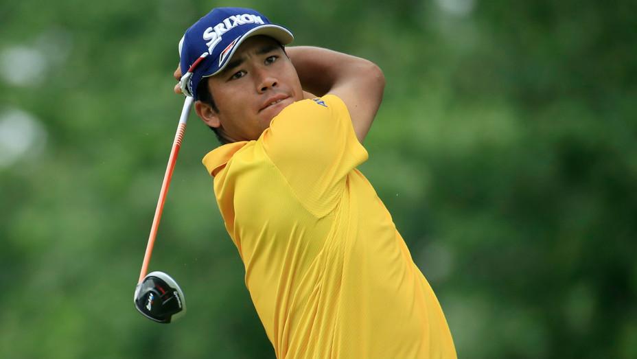 PGA golfer Hideki Matsuyama - H 2018