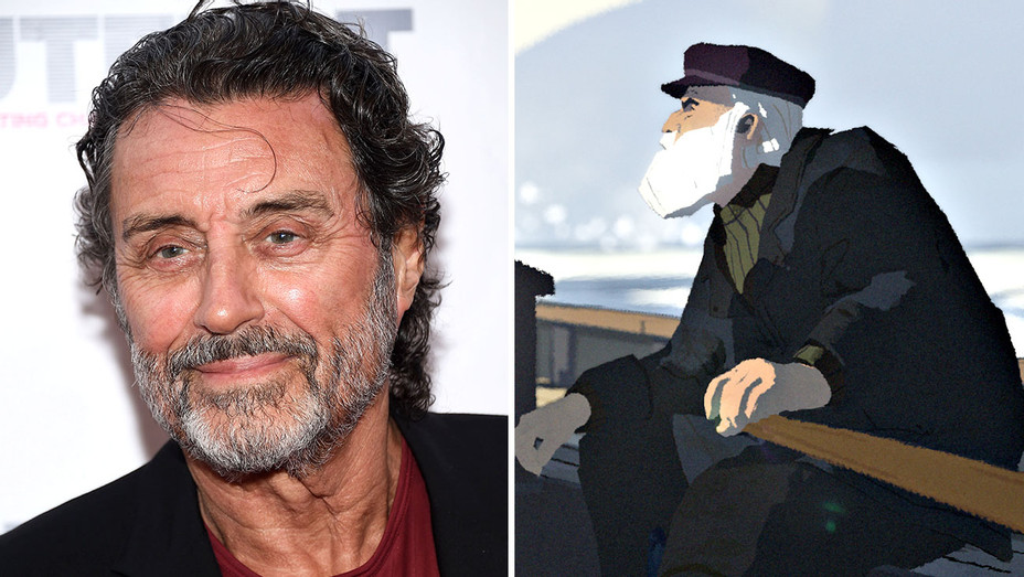 Ian McShane and the animated Sailor Split- Getty-H 2018