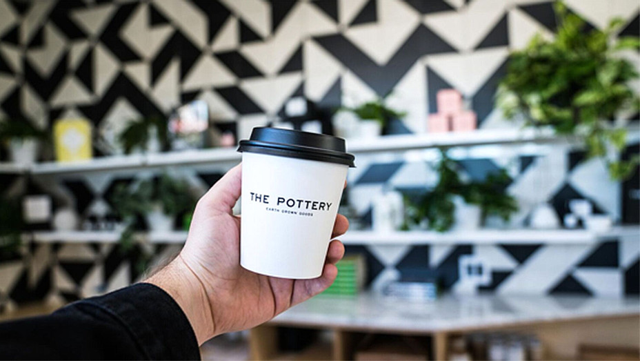 Pottery -new cannabis pop up shop - H 2018