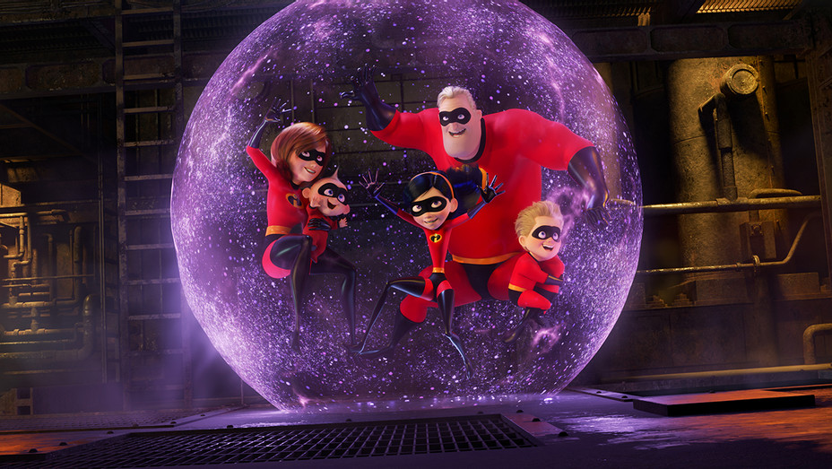 Incredibles 2 Publicity - H 2018