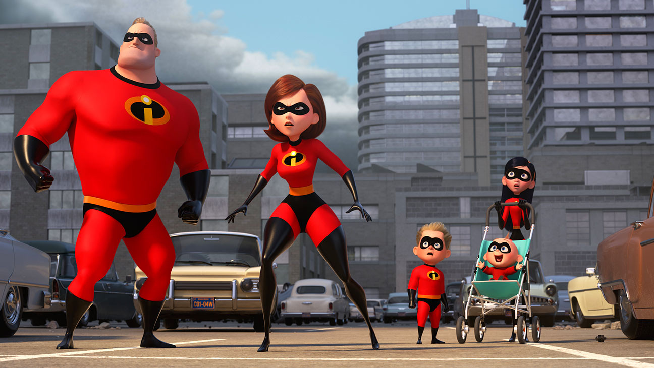 Holly Hunter, Samuel L. Jackson, Bob Odenkirk, Craig T. Nelson and More | 'Incredibles 2' Voice Cast