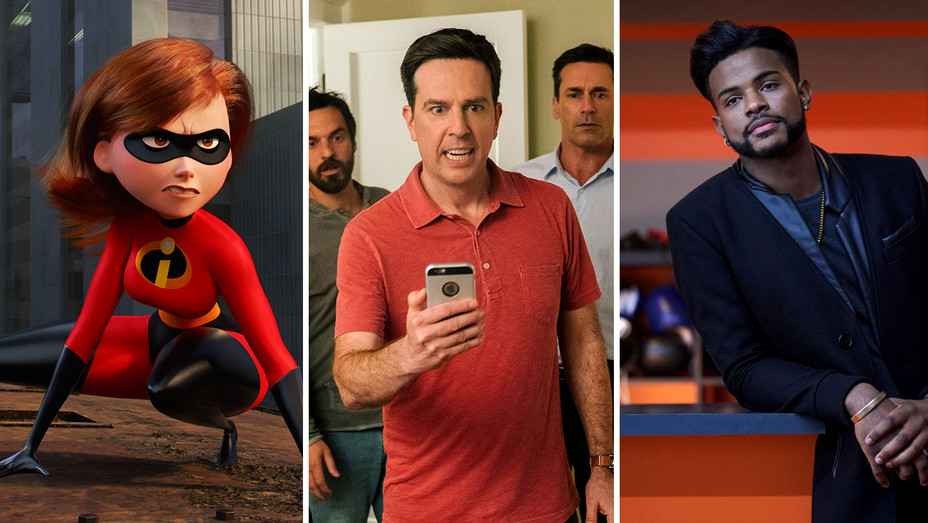 Incredibles 2, Tag and Superfly -Split-Publicity-H 2018