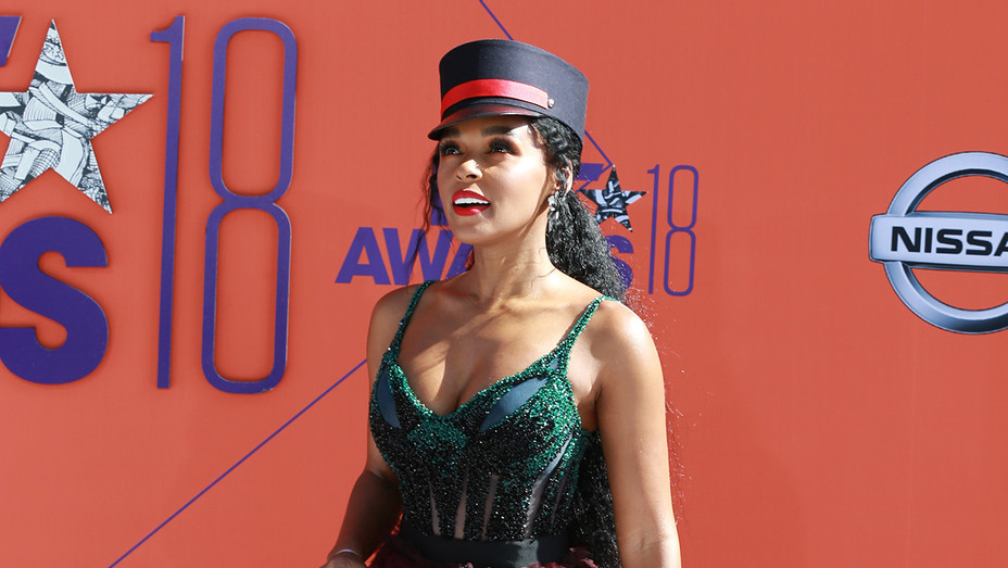 Janelle Monae BET Awards - H Getty 2018