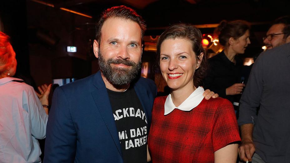 Jantje Friese and Baran bo Odar - Getty - H 2018