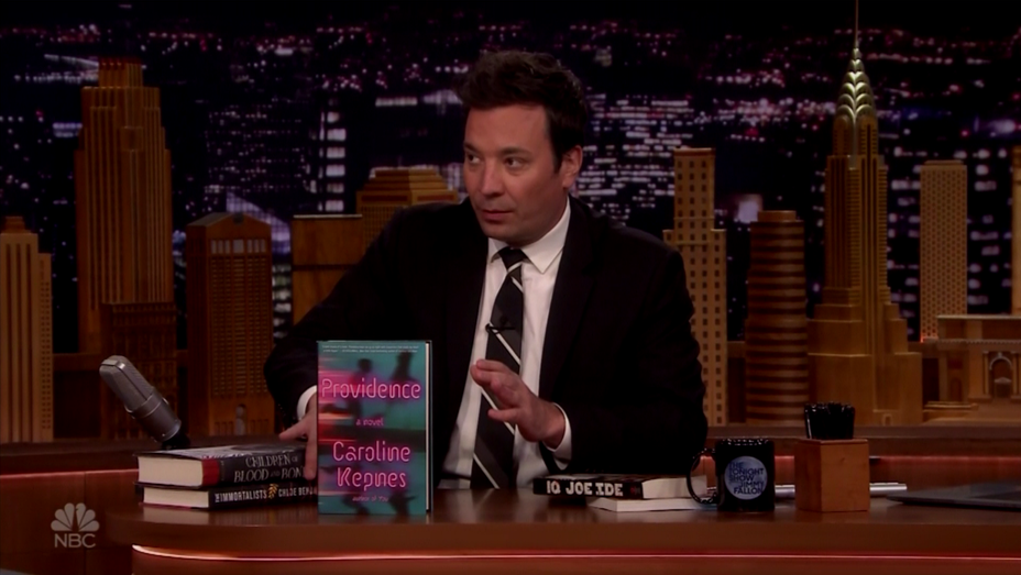 Jimmy Fallon Book Club - Screenshot - H 2018